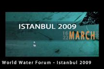 Istanbul Water Forum 2009