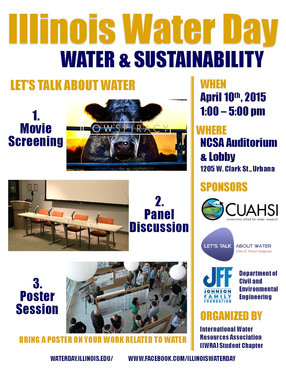 The Second Annual Illinois Water Day 2015